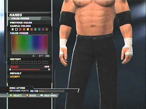 WWE 2k15  Corporate Kane CAW Formula   YouTube