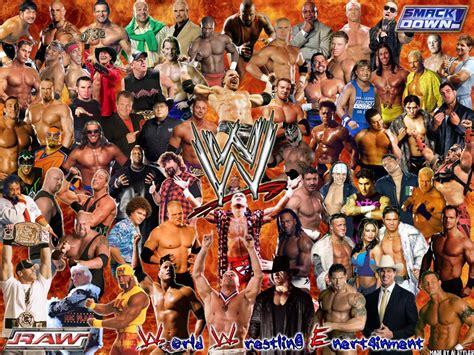 WWE CHAMPION 2011: wwe superstars