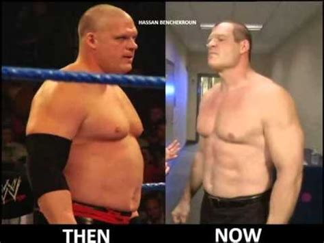 WWE KANE THEN AND NOW 2014   YouTube