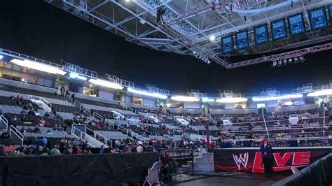 WWE Live event   Feb 8, 2014. SAP Center, San Jose   YouTube