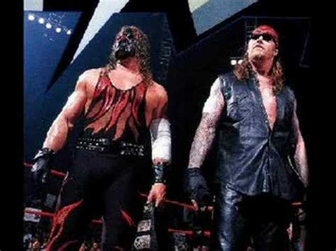 WWE   Masked Kane and Undertaker Theme  Brothers of ...