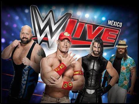 WWE: Revelan nombres de luchadores que se presentarán en ...