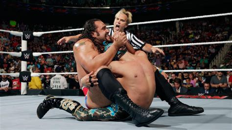 WWE running injury angle for Kalisto following brutal ...