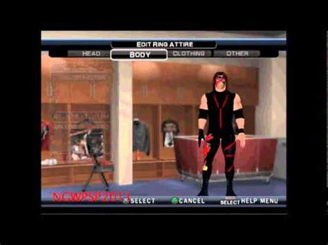 WWE SvR 2011 Kane  Return attire  formula [PS2] + Updated ...