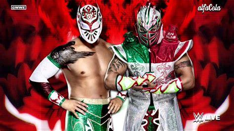 WWE: The Lucha Dragons    Lucha Lucha    Theme Song 2014 ...