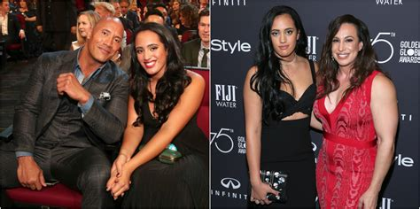 WWE: The Rock's Daughter Simone Makes History For ...