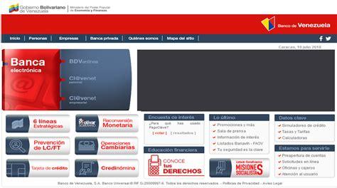 Www banco de venezuela | Banco De Venezuela en linea. 2020 ...