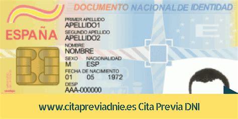 www.citapreviadnie.es Cita Previa DNI