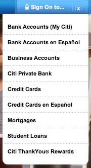 www.citibankonline.com   Citibank Online Account