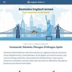 www.Englisch hilfen.de   Englisch Lernen Online