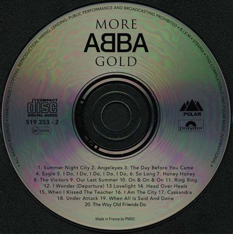 www.getabba.com   ABBA CD Collection