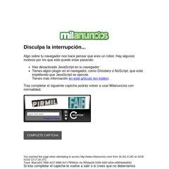 www.Milanuncios.com   MIL ANUNCIOS.COM: segunda mano