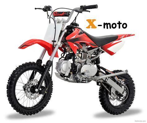 X Pro   X moto 125 crossi, uutuus 2017! XT125Y 110 cm³ ...