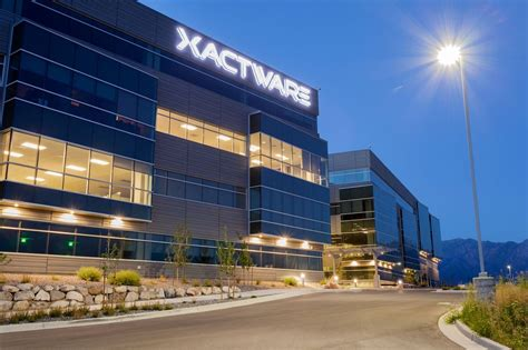 Xactware Corporate Office Building | Big D Construction