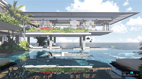 Xalima Island Water Pavilion – A Vision of Tropical Luxury ...