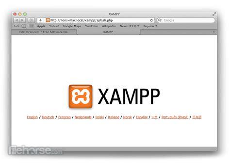 XAMPP 5.6.28 para Mac   Descargar Gratis / FileHorse