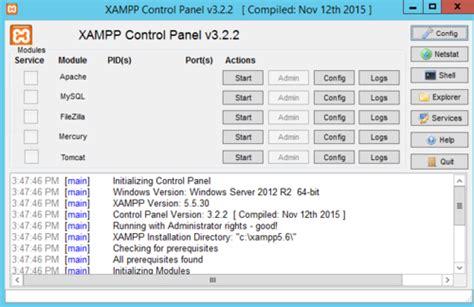Xampp   Descargar
