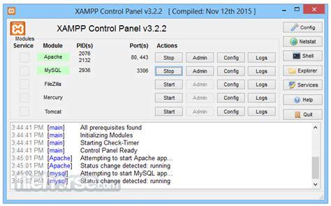 XAMPP Download  2020 Latest  for Windows 10, 8, 7