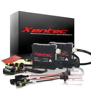 Xentec Xenon Light HID KIT Slim 35W 9006 HB4 3k 5k 6k 8k ...