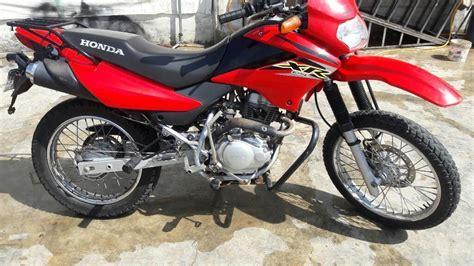 Xr Moto 125 Precio Honda   Brick7 Motos