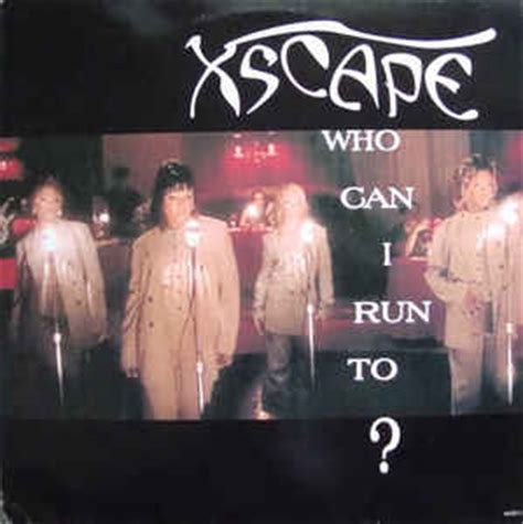 Xscape   Who Can I Run To?  Vinyl, 12 , 45 RPM  | Discogs