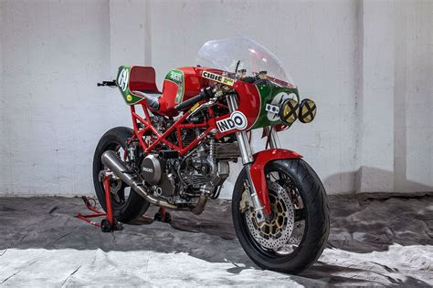XTR Ulster   Ducati Monster   Return of the Cafe Racers ...