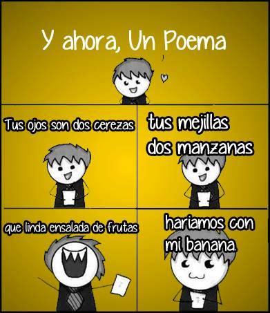 y Ahora un Poema [Meme]   Humor   Taringa!