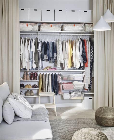 Y armarios sin puertas en 2020 | Ikea, Decoracion de ...