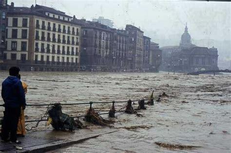Y Bilbao se OSCURECIÓ. Memoria gráfica de un INFIERNO ...