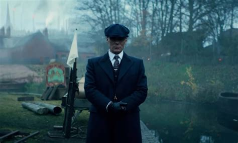 Ya está disponible el trailer de la temporada 5 de Peaky ...