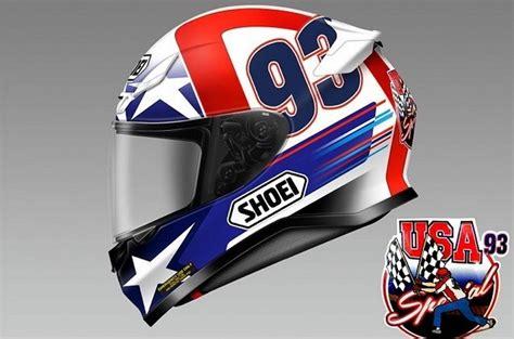 Ya está en D´Motos Las Canteras el casco Shoei NXR Márquez ...