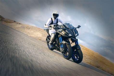 Ya está encargada la primera Yamaha Niken que rodará por ...