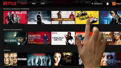 Ya puedes descargar películas y series de Netflix en ...