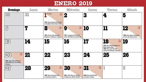 Ya salió el calendario de River, histórico campeón de ...