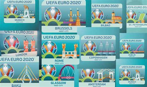 Ya se conoce el logo de San Petersburgo de la Eurocopa de ...