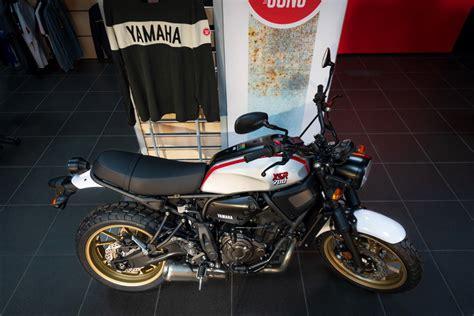 Ya se luce en Yamaha Flick Moto la nueva XSR700 XTribute ...
