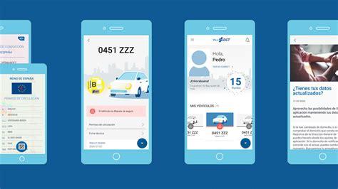 Ya se puede llevar el carnet de conducir en el móvil