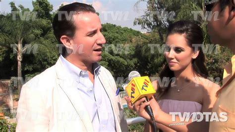 ¡Ya son marido y mujer!... Plutarco Haza y Ximena del Toro ...
