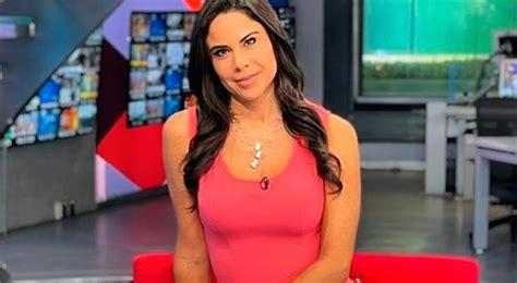 Ya superé el COVID: Paola Rojas regresó al noticiero ...