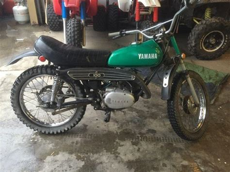 Yamaha 100Cc Enduro   Brick7 Motorcycle