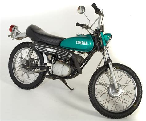 Yamaha 100cc Enduro   used to own one of these ...