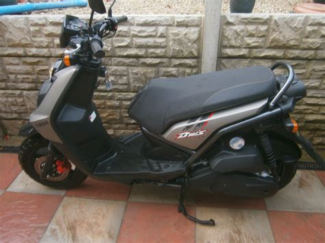 yamaha 125cc bws scooter