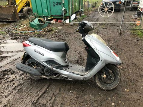 Yamaha 125cc Moped/Scooter   in Bromley, London   Gumtree