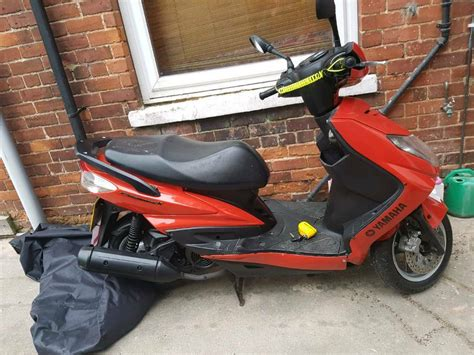 Yamaha 125cc scooter moped   in Bridlington, East ...