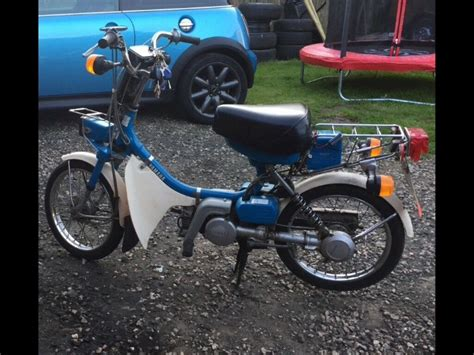 Yamaha 50cc classic scooter moped 1988 | in Armadale, West ...