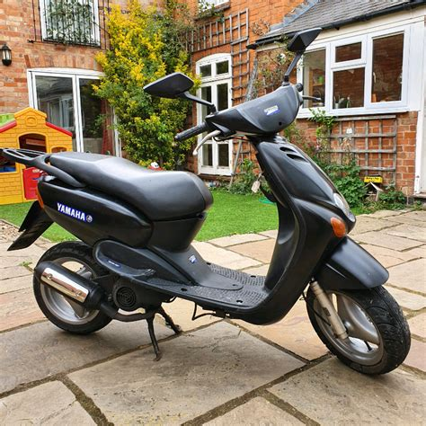 Yamaha 50cc Scooter/Moped | in Leicester, Leicestershire ...