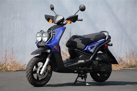 Yamaha 50cc Scooter Zuma