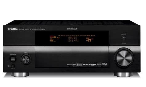 Yamaha Audio/Video Receivers and Amplifiers