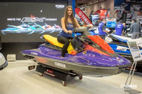 Yamaha Australia Builds The 2018 Yamaha EX WaveBlaster You ...