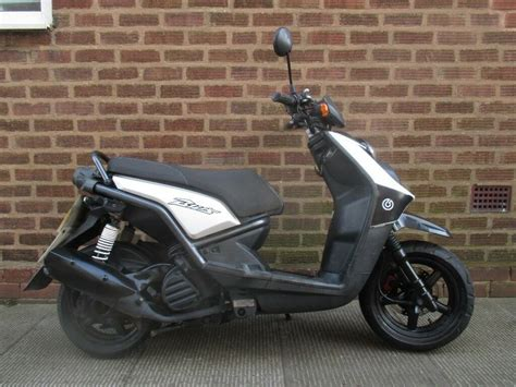 Yamaha BWS 125cc moped scooter clean and tidy bike   in ...